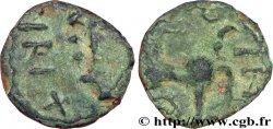 GALLIA BELGICA - SEQUANI (Area of Besançon) Bronze TOGIRIX