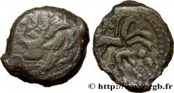 GALLIA BELGICA - SUESSIONES (Area of Soissons) Bronze DEIVICIAC, classe I