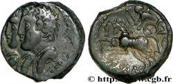 GALLIA BELGICA - REMI (Regione di Reims) Bronze REMO/REMO q.SPL