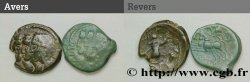 GALLIA BELGICA - REMI (Area of Reims) Lot de 2 bronzes REMO/REMO