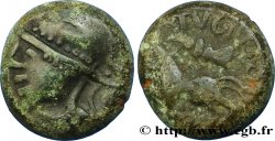 GALLIA BELGICA - LEUCI (Area of Toul) Bronze MATVGIINOS VF