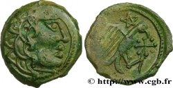 CARNUTES (Région de la Beauce) Bronze à l'aigle et à la croisette