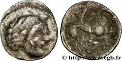 EMPORION and Celtic imitations (AMPURIAS) Drachme au cavalier VF/VF