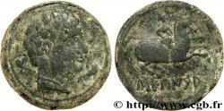 HISPANIA - SEKAISA - VALLE DE JALÒN (Duròn de Belmonte, province of Saragosse) Unité de bronze ou as, au cavalier et à la lance