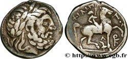 DANUBIAN CELTS - TETRADRACHMS IMITATIONS OF PHILIP II AND HIS SUCCESSORS Tétradrachme au cavalier, imitation de Philippe II