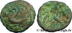 AMBIENS (Région dAmiens) Bronze au monstre marin - DT. 430
