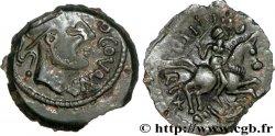 TURONS (Région de Touraine) Bronze ANADGOVONA / CIILIICORIX au cavalier