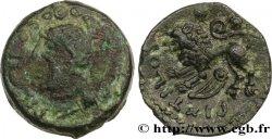 GALLIA - CARNUTES (Beauce area) Bronze PIXTILOS classe IX au lion