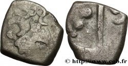 "GALLIA - SOUTH WEST GAUL - TOLOSATES (Area of Vieille-Toulouse) Drachme ""à la tête négroïde"", S. 96, 99"