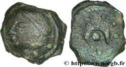 GALLIA BELGICA - BELLOVACI, UNSPECIFIED Bronze au type à la galère