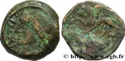 GALLIA - CARNUTES (Area of the Beauce) Bronze PIXTILOS classe I au griffon attaquant