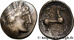 IMITATION EMPORITAINE known as of the  Treasury of Bridiers  Drachme de Bridiers