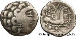 GALLIA - AULERCI DIABLINTES (Area of Jublain) Statère d'argent à la situle