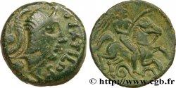 GALLIA - CARNUTES (Beauce area) Bronze PIXTILOS classe VII au cavalier