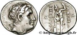 MACEDONIA - MACEDONIAN KINGDOM - DEMETRIOS POLIORKETES Tétradrachme