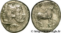 MACEDONIA - KINGDOM OF MACEDONIA - AMYNTAS III Statère