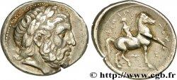 MACEDONIA - REGNO DI MACEDONIA - FILIPPO III ARRIDAIOS Tétradrachme
