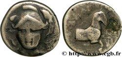 PAEONIA - PAEONIAN KINGDOM - AUDEOLON Tetrobole