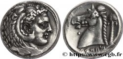 SICILY - SICULO-PUNIC - LILYBAION Tétradrachme