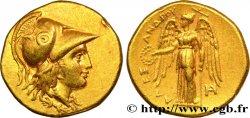 MACEDONIA - MACEDONIAN KINGDOM - ALEXANDER III THE GREAT Statère dor