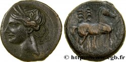 ZEUGITANIA - CARTHAGE Triple shekel