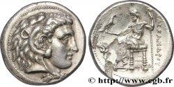 MACEDONIA - MACEDONIAN KINGDOM - ALEXANDER III THE GREAT Tétradrachme