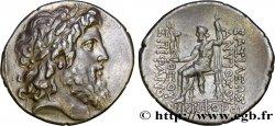 SYRIE - ROYAUME SÉLEUCIDE - ANTIOCHUS IV ÉPIPHANES Tétradrachme