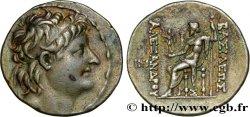 SYRIE - ROYAUME SÉLEUCIDE - ALEXANDRE II ZÉBINA Tétradrachme
