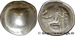 DANUBIAN CELTS - IMITATIONS OF THE TETRADRACHMS OF ALEXANDER III AND HIS SUCCESSORS Tétradrachme, imitation du type de Philippe III