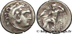 MACEDONIA - KINGDOM OF MACEDONIA - PHILIPP III ARRHIDAEUS Drachme