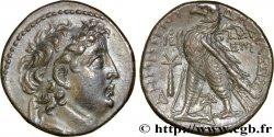 SYRIE - ROYAUME SÉLEUCIDE - DÉMÉTRIUS II NICATOR Tétradrachme