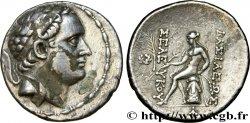 SYRIE - ROYAUME SÉLEUCIDE - SÉLEUCUS IV PHILOPATOR Tétradrachme