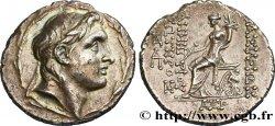 SYRIE - ROYAUME SÉLEUCIDE - DÉMÉTRIUS Ier SOTER Tétradrachme