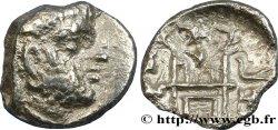 PERSIS - PERSIS KINGDOM - DARIUS I Drachme