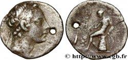 SYRIA - SELEUKID KINGDOM - ANTIOCHUS IV EPIPHANES Drachme VF
