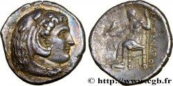 THRACIA - THRACIAN KINGDOM - LYSIMACHOS Tetradrachme AU/XF