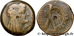EGYPTUS - PTOLEMAIC KINGDOM - PTOLEMY VI PHILOMETOR Dichalque