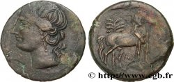 ZEUGITANA - CARTHAGE Triple shekel