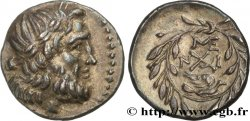 ACHAEAN LEAGUE - SICYON Hemidrachme