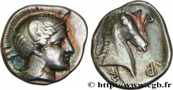 THESSALY - PHARSALOS Hemidrachme