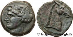 ZEUGITANIA - CARTHAGE Double shekel