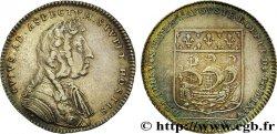 ILE DE FRANCE - TOWNS AND GENTRY Auguste Robert de Pomereu XF
