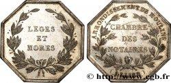 NOTAIRES DU XIXe SIECLE Notaires de Moulins