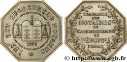 NOTAIRES DU XIXe SIECLE Notaires de Peronne