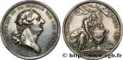 LOUIS XVI Jeton AR 30, dénonçant la mort du roi le 21 janvier 1793