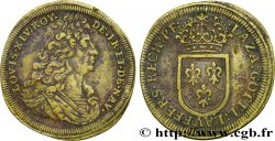 ROUYER - X. JETONS DE NUREMBERG Louis XIV