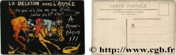 FREEMASONRY carte postale couleurs satirique ND