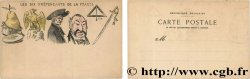 FREEMASONRY carte postale politique ND