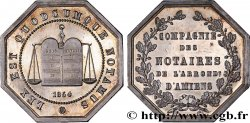 19TH CENTURY NOTARIES (SOLICITORS AND ATTORNEYS) Notaires d'Amiens 1854