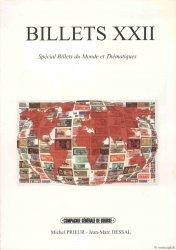 Billets 22 - spécial monde et thématiques PRIEUR Michel, DESSAL Jean-Marc